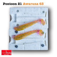 Pontoon 21 Awaruna 63 (реплика)