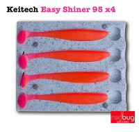 Keitech Easy Shiner 95 x4 ( реплика)