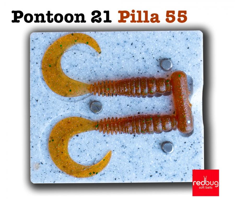 Pontoon 21 Pilla 55 (реплика)