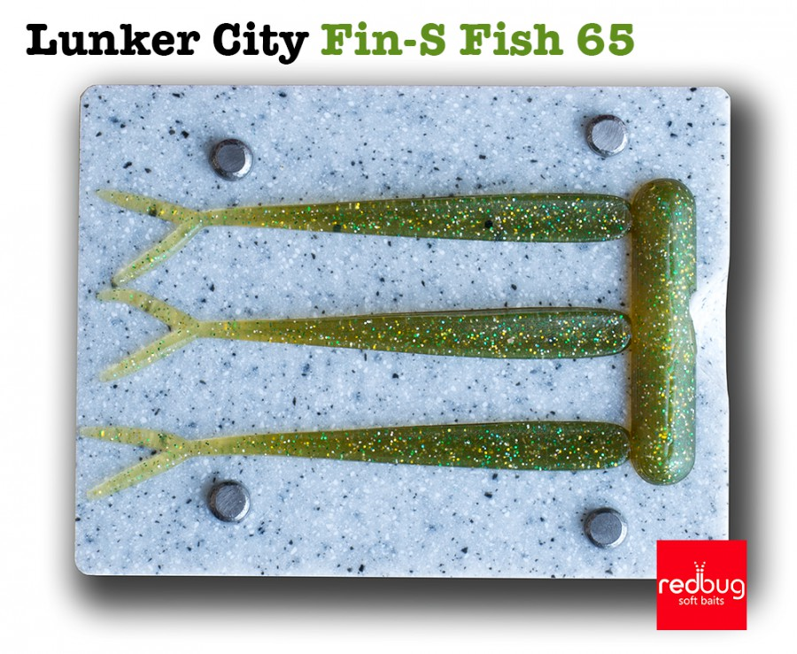 Lunker City Fin-S Fish 65