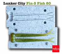 Lunker City Fin-S Fish 80