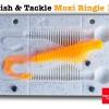 B Fish & Tackle Moxi Ringie 100 (реплика)