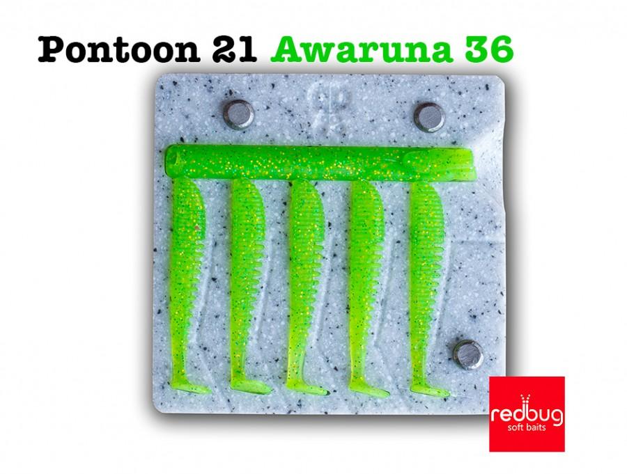 Pontoon 21 Awaruna 36 ( реплика)