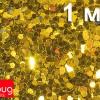 Блестки Золото 1мм