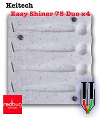 Keitech Easy Shiner 75 Duo x4 (реплика)