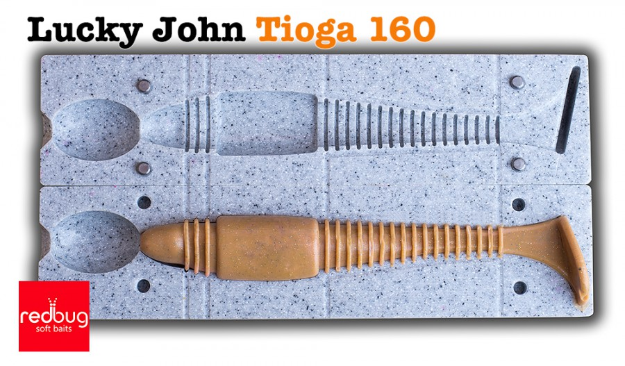Lucky John Tioga 160 (реплика)