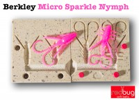 Berkley - Powerbait Micro Sparkle Nymph 20 (реплика)