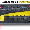 "Pontoon 21 Awaruna 4"" ( реплика)"