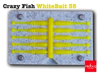 Crazy Fish WhiteBait 35