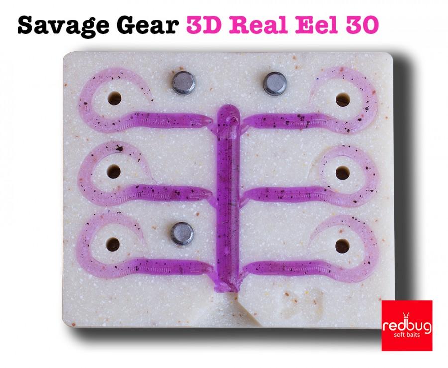 Savage Gear 3D Real Eel 30 (реплика)