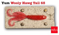 Yum Wooly Hawg Tail 65 (реплика)