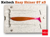 Keitech Easy Shiner 87 x3 (реплика)