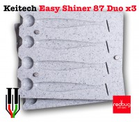 Keitech Easy Shiner 87 Duo x4 (реплика)