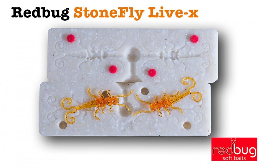 Redbug StoneFly Live-X