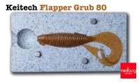 Keitech Flapper Grub 80