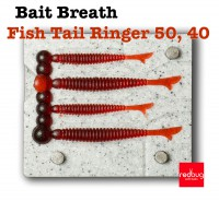 Bait Breath Fish Tail Ringer 40, 50