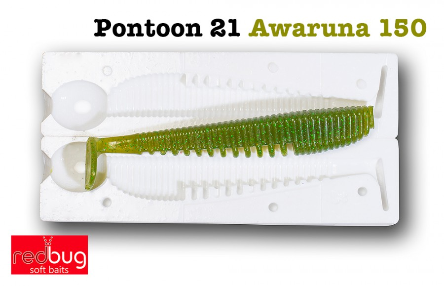 Pontoon 21 Awaruna 150 (реплика)