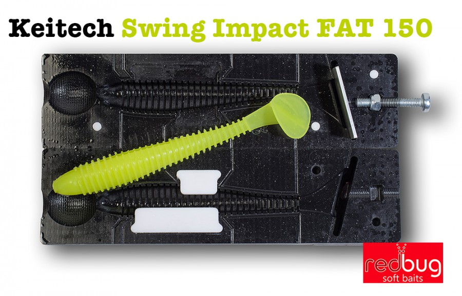 Keitech Swing Impact FAT 150 (реплика)