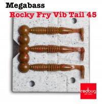 Megabass Rocky Fry Vib Tail 45 (реплика)