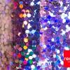Блестки Сиреневая Голография 1 мм