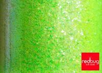 Зелёный иридирующий 0,4 мм