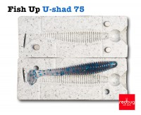 Fish Up U-shad 75 (реплика)
