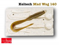 Keitech Mad Wag 140 (реплика)