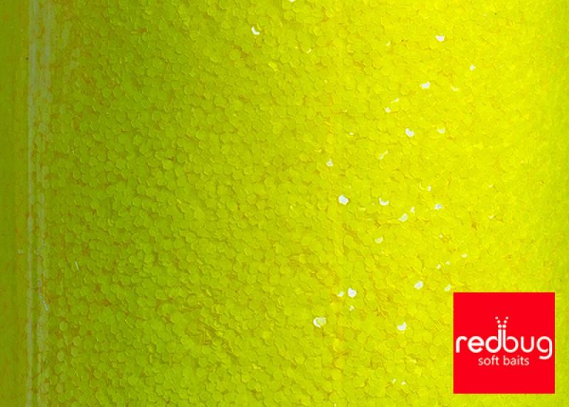 Лимонный неон 0,4 мм