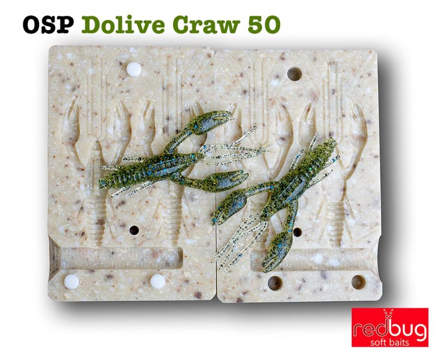 OSP Dolive Craw 50 (реплика)