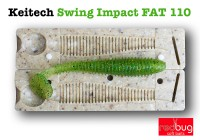 Keitech Swing Impact FAT 110 (реплика)