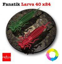 Fanatik Larva 40 x24 (реплика)