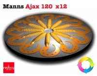 Manns Ajax 120 x12 (реплика)