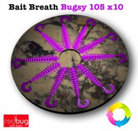 Bait Breath Bugsy 105 x10 (Реплика)