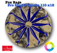 Fox Rage Pro Shad Firetails 110 Х12(Реплика)