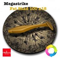 Megastrike Fat Shad 100 x18 (Реплика)