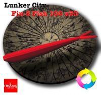 Lunker City Fin-S Fish 100 x30 (реплика)