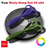 Yum Wooly Hawg Tail 65 x24 (реплика)