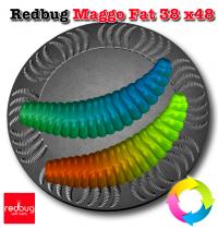 Redbug Maggo Fat 38 x48