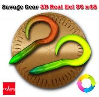 Savage Gear 3D Real Eel 30 x48 (реплика)