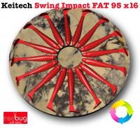 Keitech Swing Impact Fat 95 x16 (Реплика)
