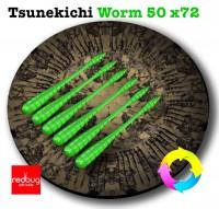 Tsunekichi Worm 50 x72 (реплика)