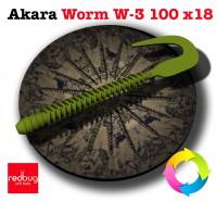 Akara Worm W-3 100 X18 (реплика)