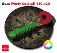 Yum Wooly Curltail 110 X12 (реплика)