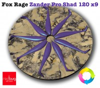 Fox Rage Zander Pro Shad 120 x9 (реплика)