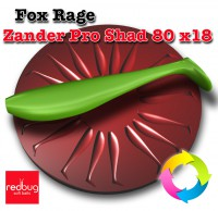 Fox Rage Zander Pro Shad 80 x18 (реплика)
