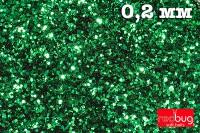 Блестки Зеленые 0.2 мм