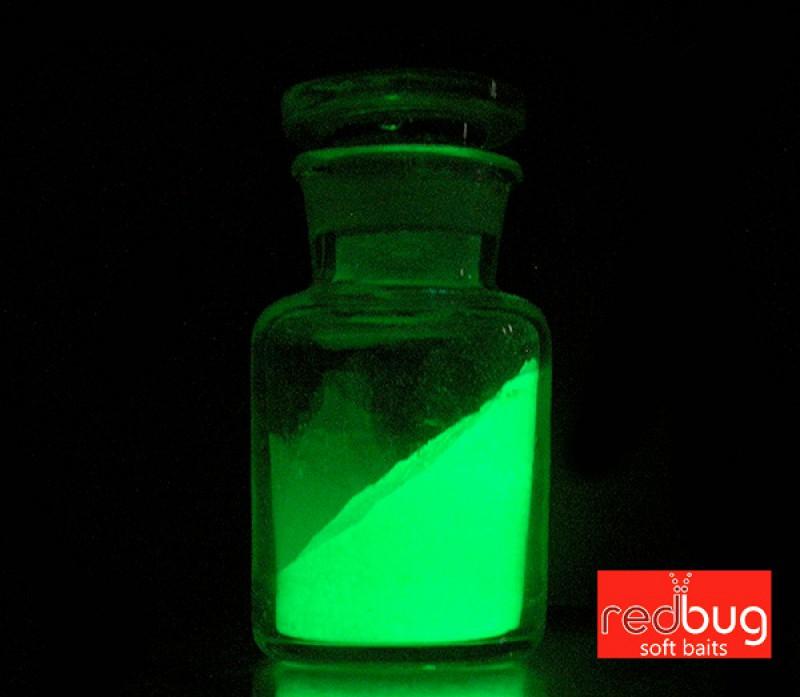 Фотолюминисцентный пигмент (зеленый)