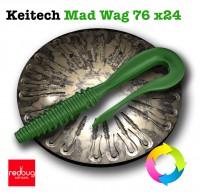 Keitech Mad Wag 76 x24 (реплика)