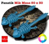 Fanatik Mik Maus 50 x30 (реплика)