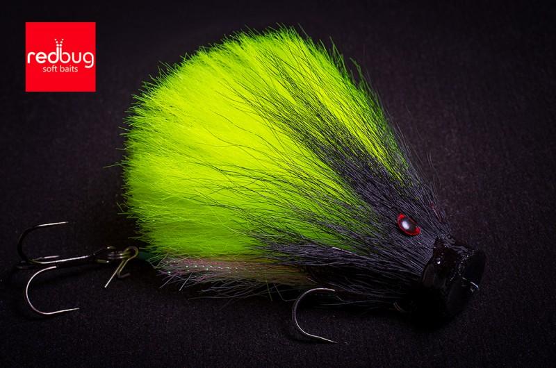 Redbug Мохнатка Color #2